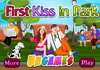 Game First kiss in park