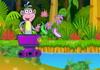 Game Monkey trolley adventure