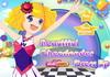 Game Beautiful cheerleader