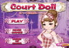 Game Court doll