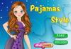 Game Pajamas style