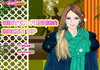 Game Winter fashion dress up