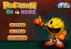 Game Pacman go home