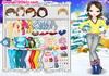 Game Fashion leggings girl