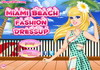 Game Miami beach fashion dress up