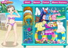 Game Summer vacation dress up