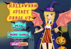 Game Halloween spirit dress up
