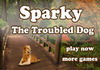 Game Sparky the troubled dog