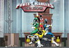 Game Power rangers double adventure