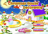 Game Christmas house decorating