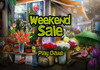 Game Weekend sale
