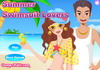 Game Summer swimsuit lovers