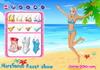 Game Thời trang tắm biển 2