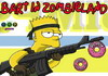 Game Bart in zombieland