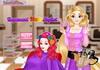 Game Rapunzel hair stylist