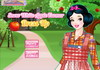 Game Snow White apple farmer