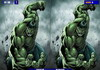 Game The hulk differences
