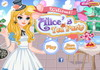 Game Alice tea party
