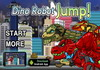 Game Dino robot jump