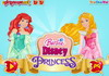 Game Barbie disney princess