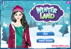 Game Winter land