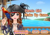 Game Pirate girl make up