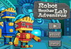 Game Robot brother lab adventure