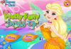 Game Pretty fairy dress up