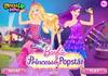Game Barbie princess popstar