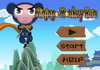 Game Ninja monkey run