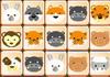 Game Cartoon animals connect