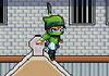 Game Ninja rơi xuống đất