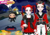 Game Halloween costumes dress up