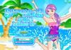 Game Summer girl dress up