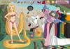Game Tangled rapunzel dressup