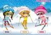 Game Three snow lovers