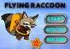 Game Flying raccoon