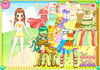 Game Animal costumes