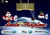 Game Santa airplane