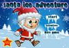 Game Santa ice adventure
