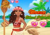 Game Moana island princess