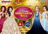 Game Disney debutante ball
