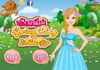 Game Barbie spring fling ball