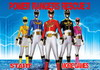 Game Power rangers rescue 3