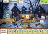 Game Winter snow hidden objects