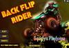 Game Back flip rider