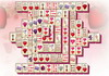 Game Valentines day mahjong