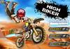 Game High biker
