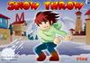 Game Snow throw