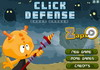 Game Click defence green danger